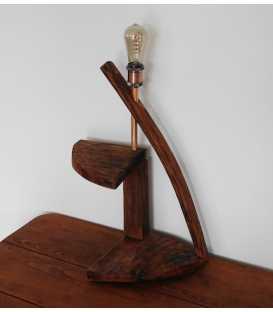 Wood decorative table light 280