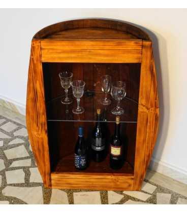 Weinfass Tischbar 055